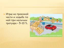 Классный час О правилах дорожного движения