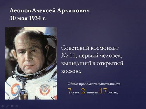 презентация на тему первые космонавты