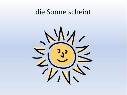 Презентация По Немецкому Языку На Тему Погода