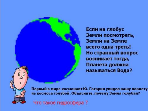 Как сделать презентацию по географии 6 класс