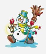 всероссийский конкурс снеговиков 2017