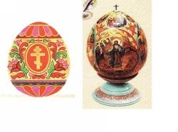 Классный час Пасхальное яйцо